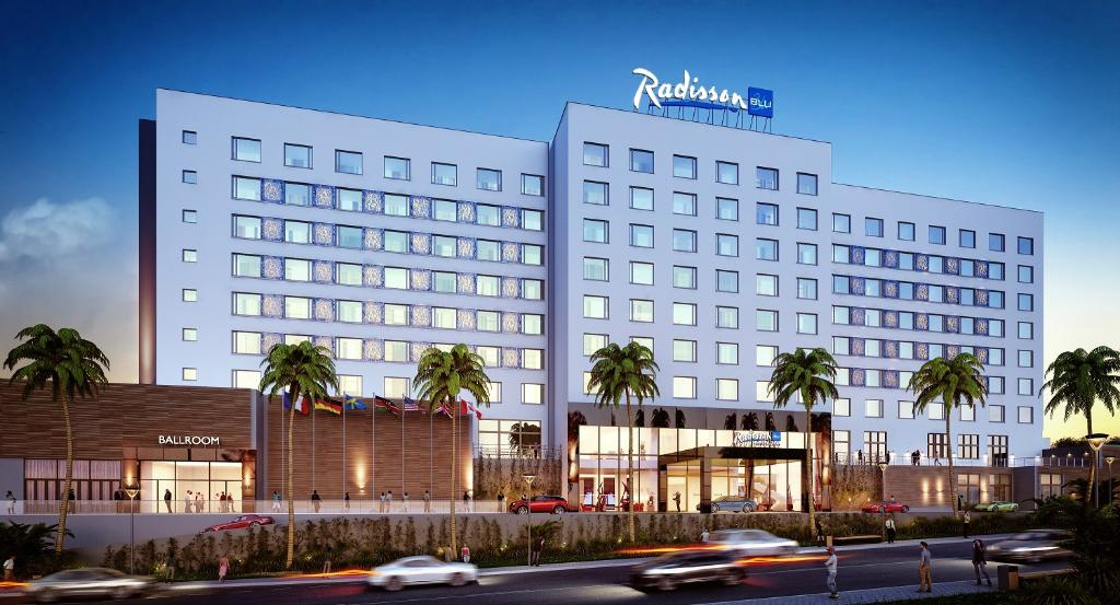 Radisson Blu Park Hotel And Conference Centre